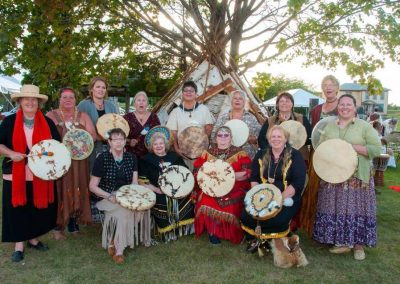 Healing the Past through Tradition, Arts, and Culture