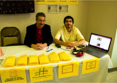 Oral Histories of Iranian-Americans in Michigan
