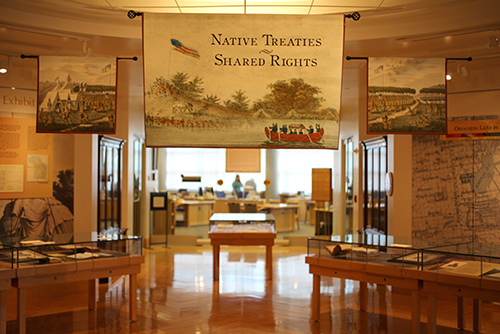 Native Treaties, Shared Rights