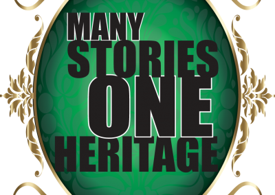 Many Stories – One Heritage