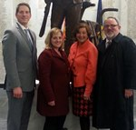 MHC Returns from Federal Advocacy Trip
