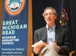 Great Michigan Read Author Events Continue