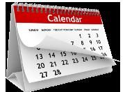 Grant and Program Deadlines Calendar