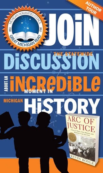 Join in the Statewide Discussion about an Incredible Moment in Michigan History
