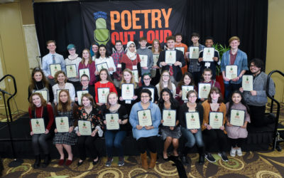 Registration open for statewide high school poetry competition