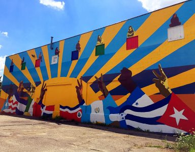 Grandville Avenue Arts and Humanities Mural