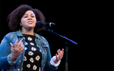Michigan high school students take the stage for statewide poetry competition