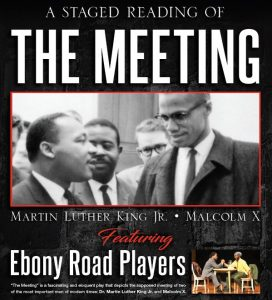 """A Staged Reading of """"The Meeting"""" @ Davenport University, W.A. Lettinga Campus: Wilbur and Sharon Lettinga Auditorium   Grand Rapids   Michigan   United States"""