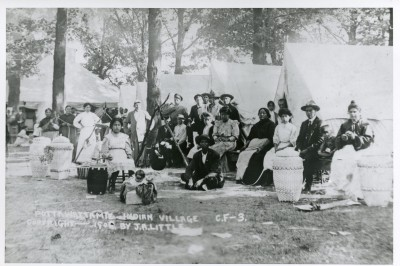 Photo courtesy of LTBB Odawa Archives and Records